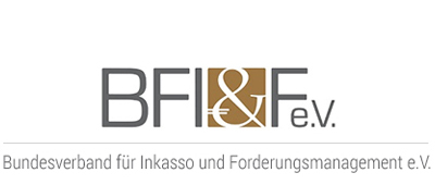 Inkasso Partner: BFI & F E.V. - Bundesverband Für Inkasso Und Forderungsmanagement E.V.