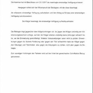 Gerichtsurteil Landgericht Deggendorf Entscheidungsgründe