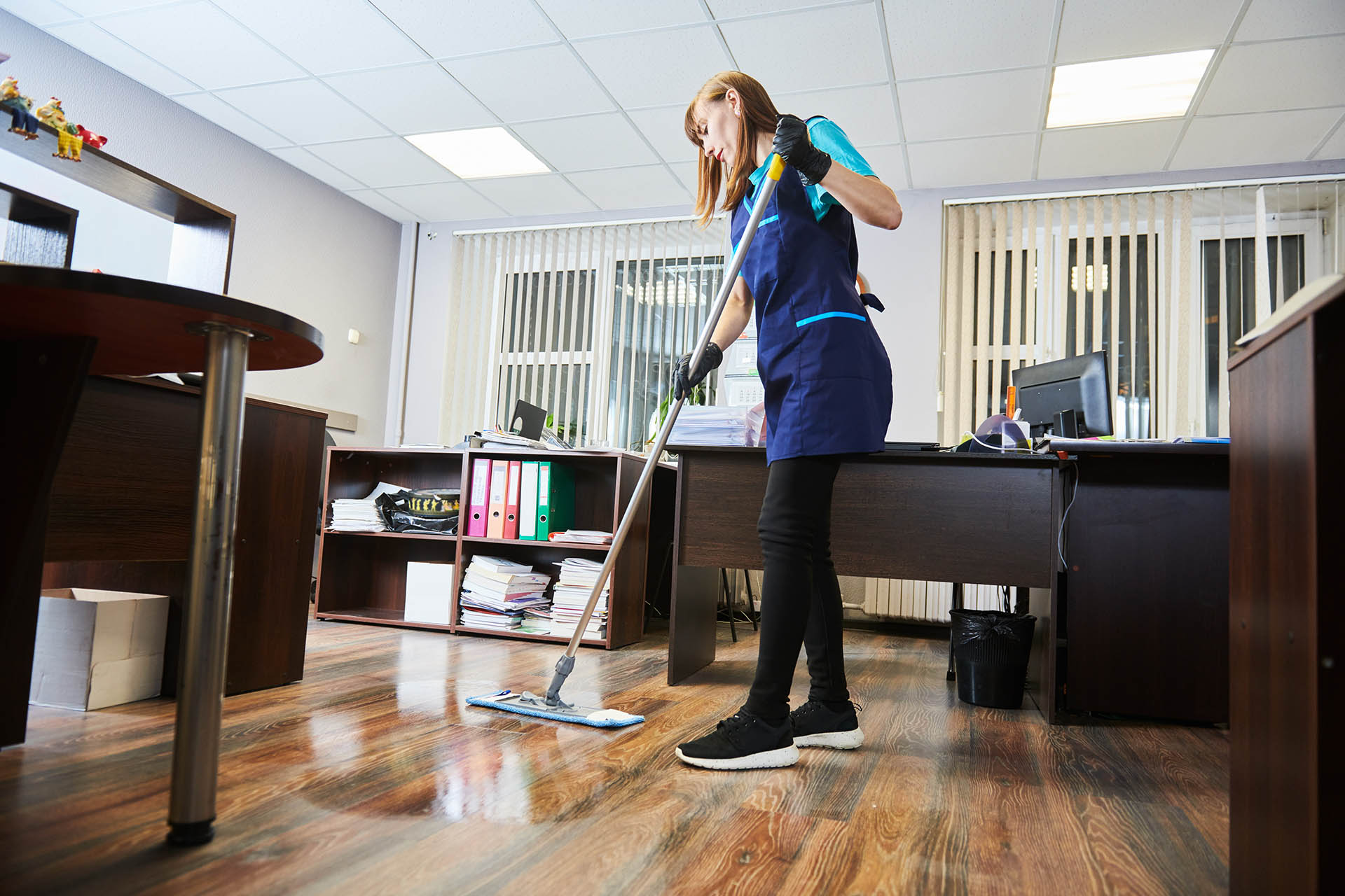 Cleaning Service Job Germania Inkasso