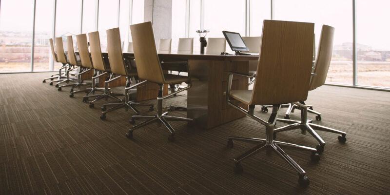 Bürostühle In Einem Konferenzraum Germania Inkasso Inkasso Sonstige Branchen