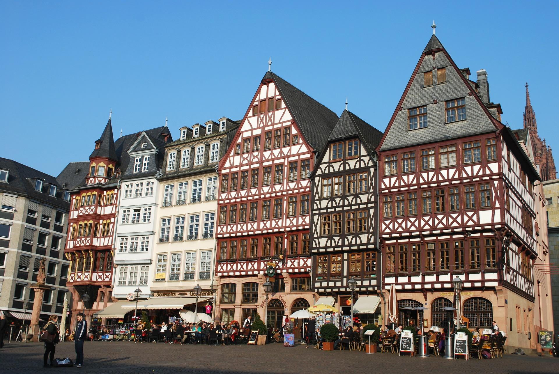 Frankfurts Altstadt