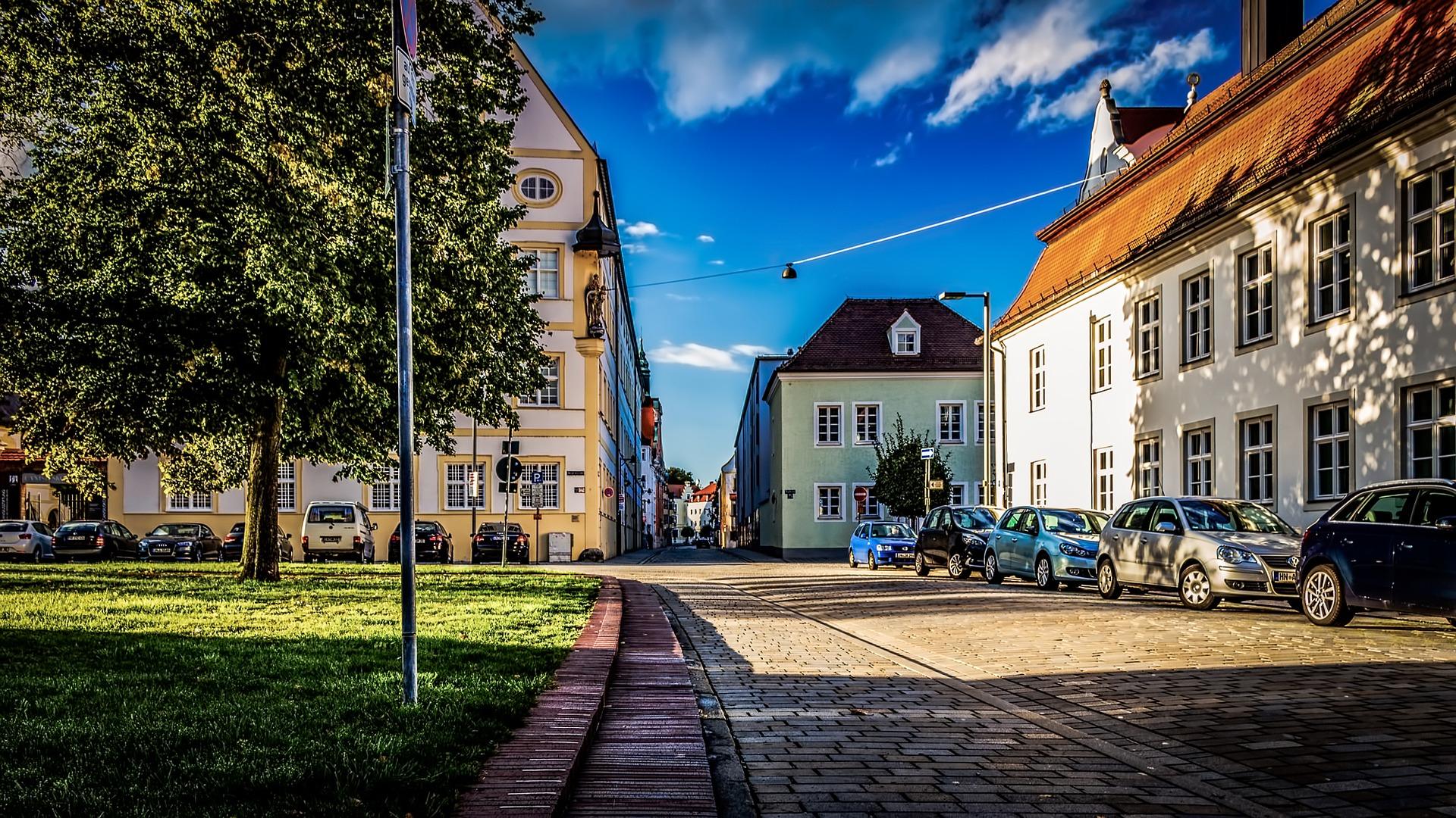 Stadtteil Von Ingolstadt
