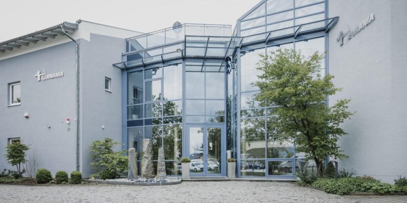 Gebäude Germania Inkasso